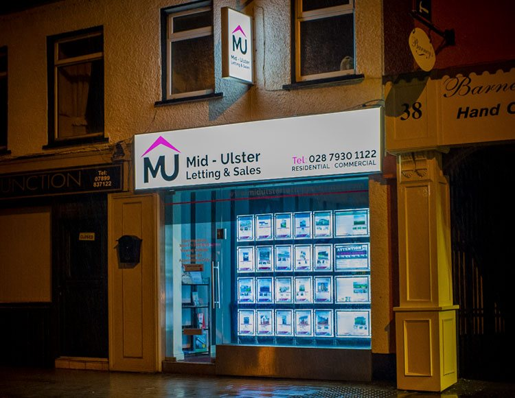 Mid Ulster Letting And Sales Office