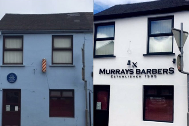 Murray's Barber Shop